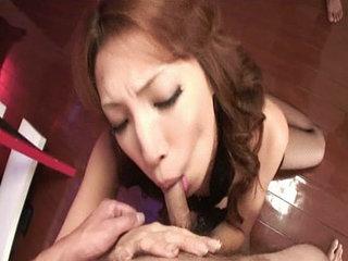 Aya Sakuraba insatiable restrain bondage femdom with victim