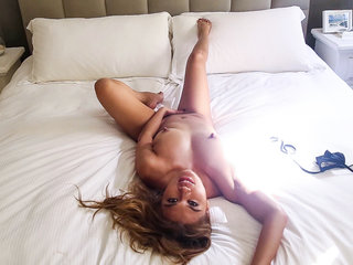 Charmane Loves To Play With Balls