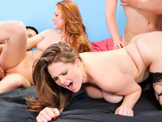 Screamers Orgy