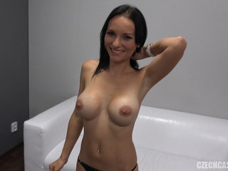 Amazing Hot Czech Babe Playing with..
